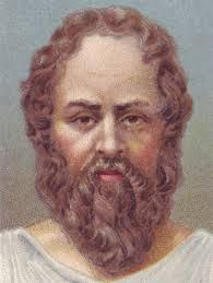 This is an image of the Greek philosopher Socrates